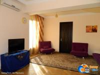 Rent 2-bedroom apartment in the center of Tbilisi